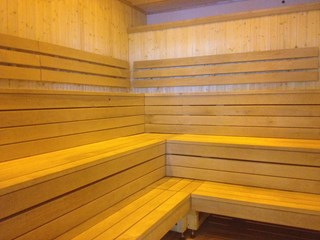Commercial Hotel Sauna Refurbishment, Chepstow, Monmouthshire, south Wales