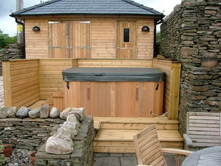 Marquis Spa Installation, Pontadawe, south Wales