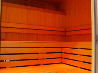 Commercial Sauna, Merthyr, south Wales