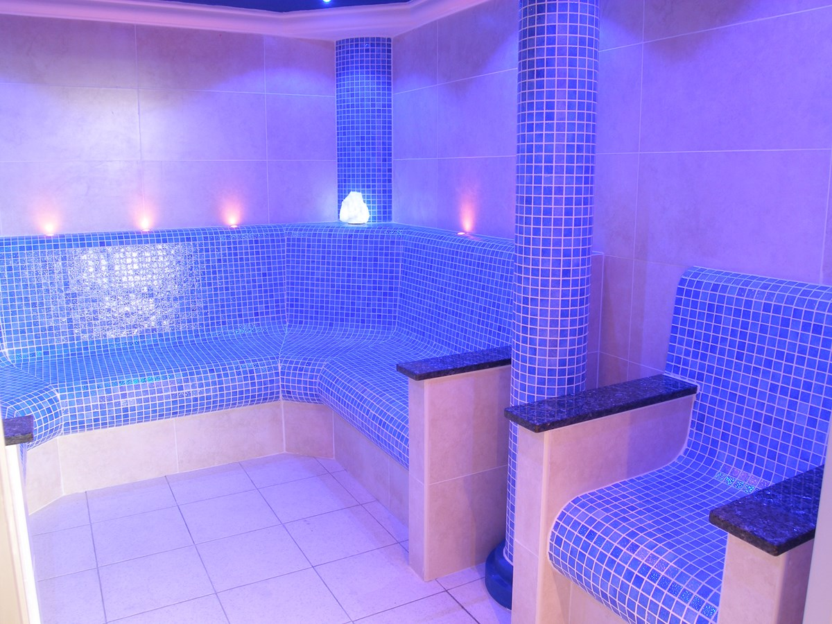 mosaic tiled bathroom other steam room installations bos leisure 13772