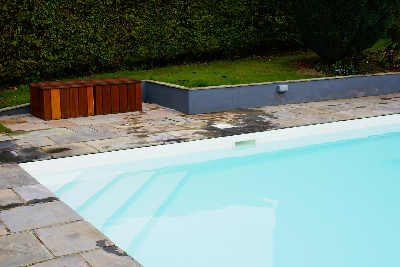 Liner pool refurbishment chepstow bos leisure - Witte pool liner ...