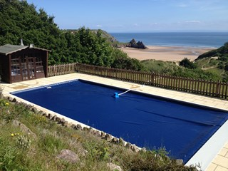 Outdoor Pool Projects Cardiff Swansea South Wales Bos Leisure