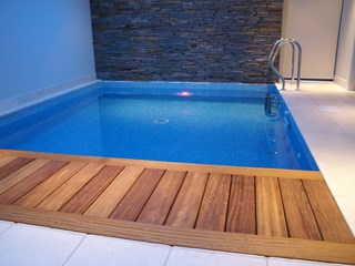 Indoor Hydrotherapy Tiled Pool, Swansea