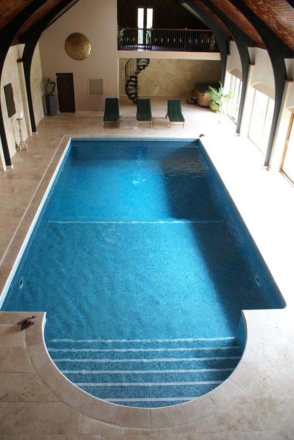 Tiled Pool Refurbishment Bos Leisure