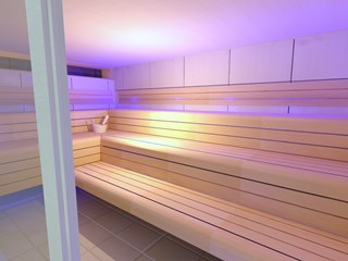 Customer Sauna, Steam and Wellness Designs