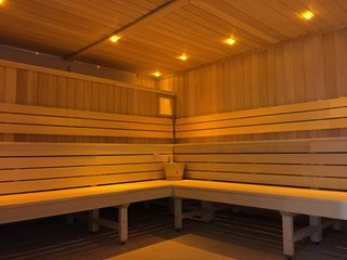 Celtic Manor Resort Poolside Sauna